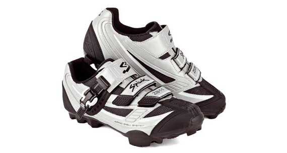 Spiuk Schuhe MTB ZS11M white/silver